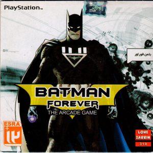 بازی BATMAN FOREVER ps1