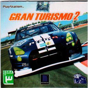 بازی GRAN TURISMO2 PS1