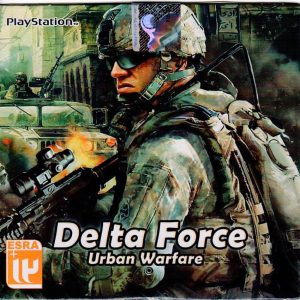 بازی DELTA FORCE PS1