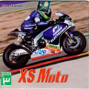 بازی XS MOTO PS1