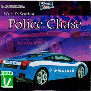 بازی ماشین پلیس پلی استیشن 1