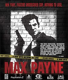Max Payne – a man with nothing to lose
