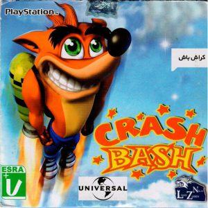 خرید بازی CRASH BASH ps1