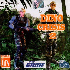 DINO CRISIS 2 پلی استیشن 1