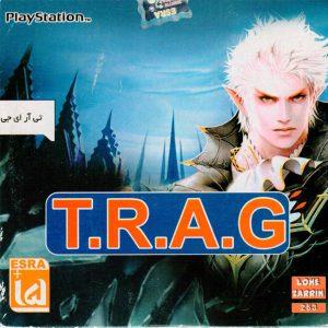 بازی T.R.A.G PS1