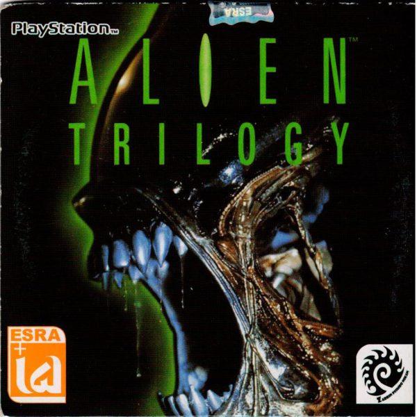 بازی ALOEN TRILOGY PS1