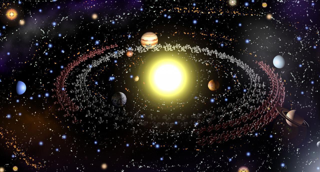 صدای فضا و کائنات توسط ناسا منتشر شد + لینک صوت
