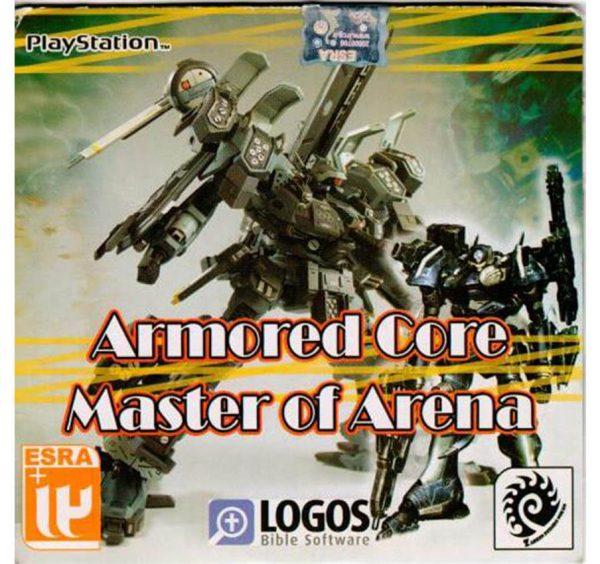 بازی Armored Ps1