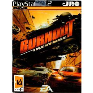 بازی BURNOUT پلی استیشن 2