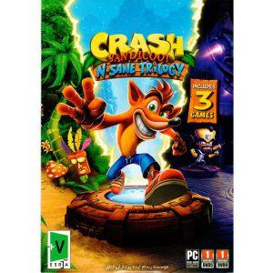 خرید بازی Crash Bandicoot SANE Trilogy