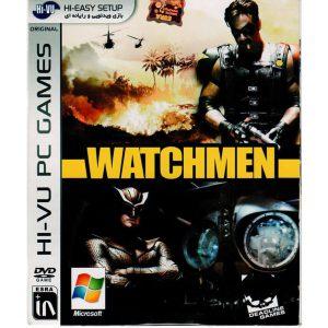 خرید بازی WATCHMEN