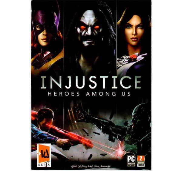 خرید بازی INJUSTICE
