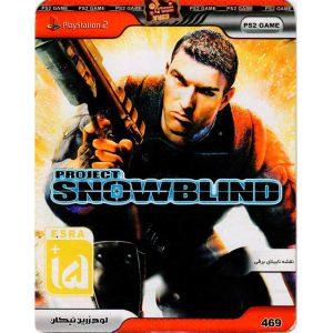 بازی SNOWBLIND پلی استیشن 2