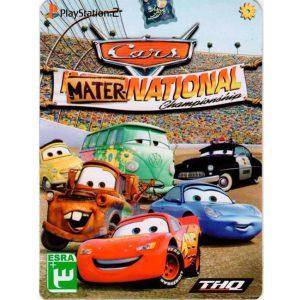 بازی CARS پلی استیشن 2