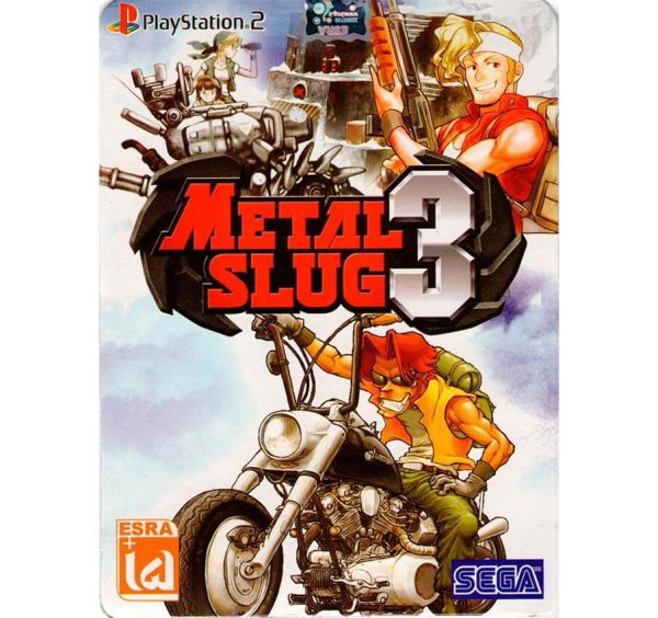 بازی سرباز کوچولو 3 PS2