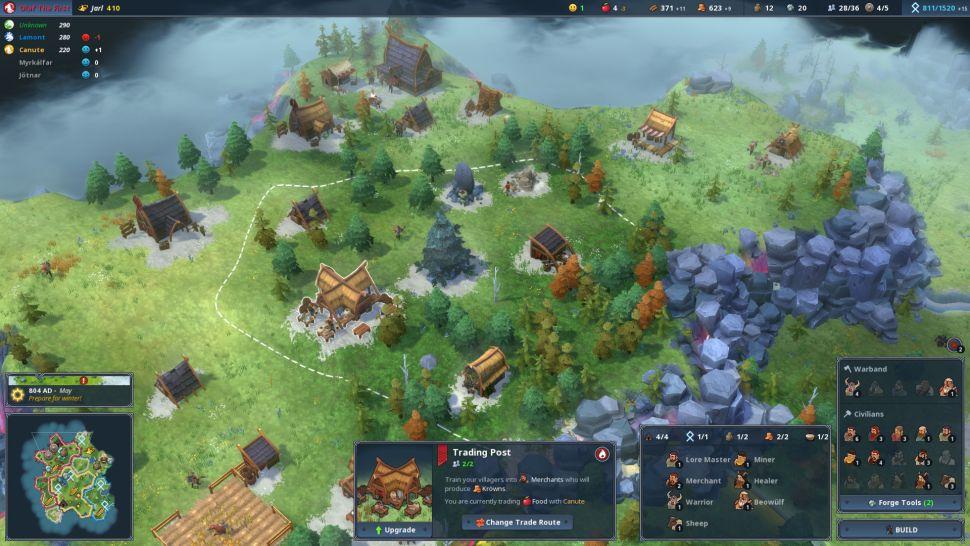 بهترین بازی های استراتژی کامپیوتر (PC)